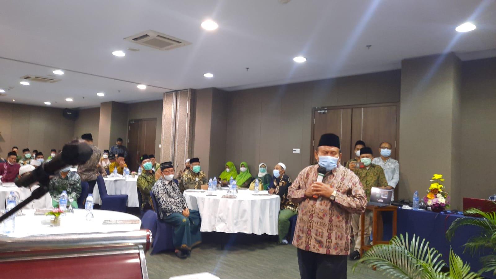 Pengurus Wilayah dan Cabang Nahdlatul Ulama se-Sumatra Selatan kompak mendukung KH Yahya Colil Staquf (Gus Yahya) menjadi Ketua Umum PBNU