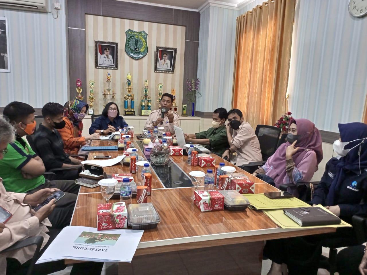 Pemkab Muba mengusulkan Tari Setabik, Andai-Andai Panjang, makanan khas Gula Palu, dan Sagon sebagai Warisan Budaya Tak Benda (WBTB) Indonesia Provinsi Sumatera Selatan tahun 2021