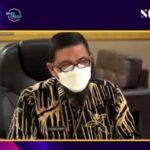 Asisten bidang Pemerintahan dan Kesejaterahan Rakyat, Drs H Antonius Leonardo MSi