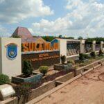 Desa Suka Maju Kecamatan Lempuing Jaya Kabupaten Ogan Komering Ilir berhasil menjadi tiga terbaik pada lomba desa tingkat Provinsi Sumatera Selatan tahun 2021