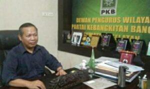 Ketua DPW PKB Sumsel, Ramlan Holdan