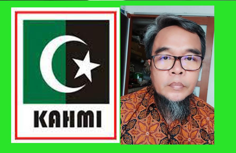 Direktur UMKM Asosiasi Pengusaha Desa (APEDI) Indonesia Sunatera Selatan, Ir Rahmad Syahjoni Putra, ME (ASP) menyatakan siap maju menjadi Calon Ketua Umum Majelis Wilayah Korps Alumni Himpunan Mahasiswa Islam