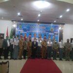 Latihan Kepemimpinan Siswa (LKS) Angkatan XXVII se-Sumsel diikuti 120 siswa.