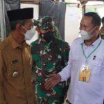 Pelaksanaan Pemilihan Kepala Desa langsung di Kabupaten Ogan Komering Ilir Sumatera Selatan menjadi cerminan proses demokrasi bangsa di tengah pandemi