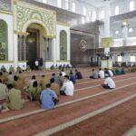 Pemerintah Kabupaten Asahan Peringati Maulid Nabi Muhammad SAW 1443 H di Masjid Agung H. Achmad Bakrie Kisaran, Selasa (19/10)