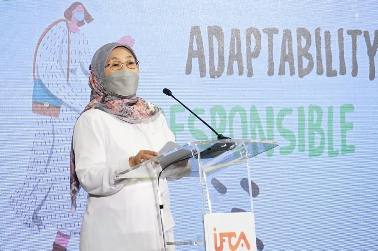 Plt Direktur Jenderal Industri Kecil, Menengah dan Aneka (IKMA) Kemenperin Reni Yanita