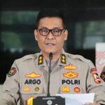 Kadiv Humas Polri Irjen Pol Raden Prabowo Argo Yuwono SIK MSi