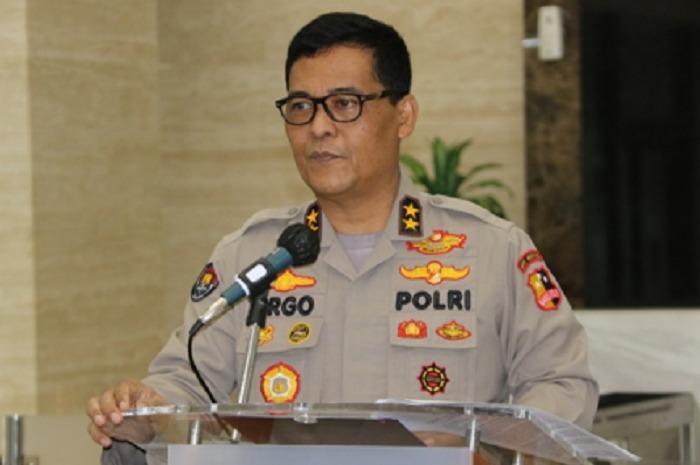 Kadiv Humas Polri, Irjen. Pol Raden Prabowo Argo Yuwono SIK MSi